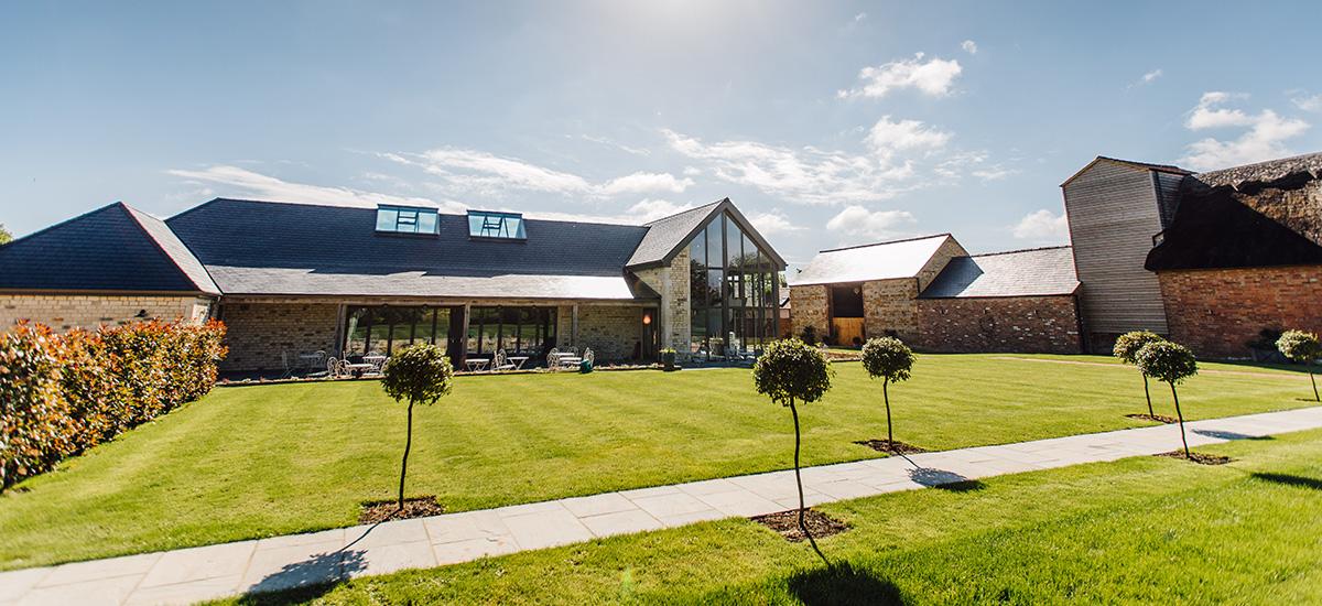 Blackwell Grange Barn Wedding Venue West Midlands