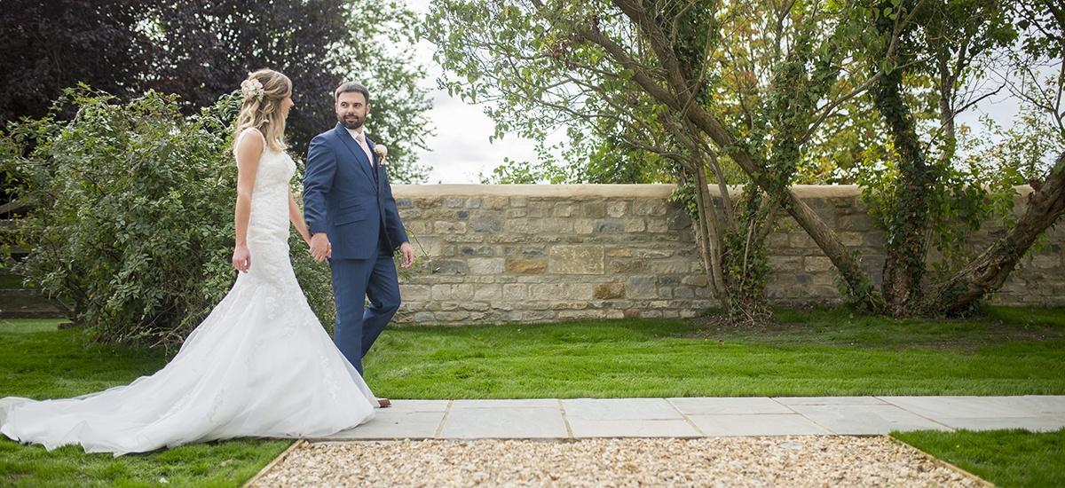 Wedding Photographs - Newlyweds